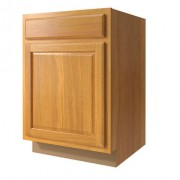 21in Standard 1-DoorDrawer Base Cabinet