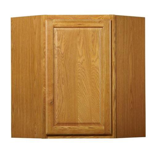24in Diagonal Corner Wall Cabinet