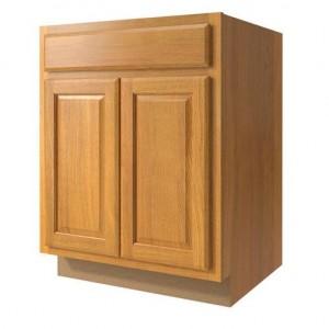 27in Standard 2-Door1-Drawer Base Cabinet