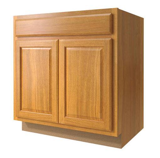 33in Standard 2-Door1-Drawer Base Cabinet