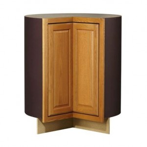 36in Easy-Reach Corner Base Cabinet