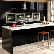 black cocina 1