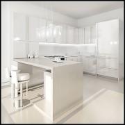 cocina white