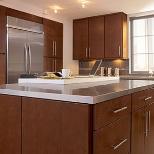 Slab Kitchen Cabinets Doors