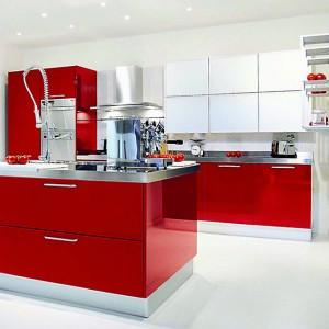 sparkle red cocina 1